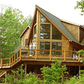 Crocket Log Homes