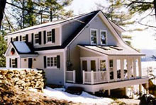Featured Ultra-R Energy Efficient Homes