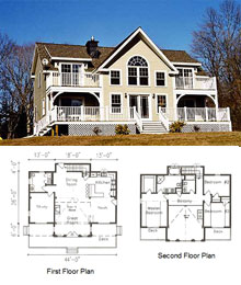 Featured Timber Frame Homes